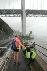 Japan in de stromende regen