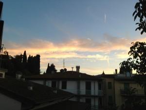 Sunrise in Toscane