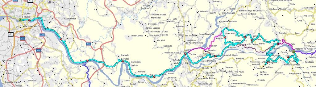 Route 1 Porto - Oliveira_1024