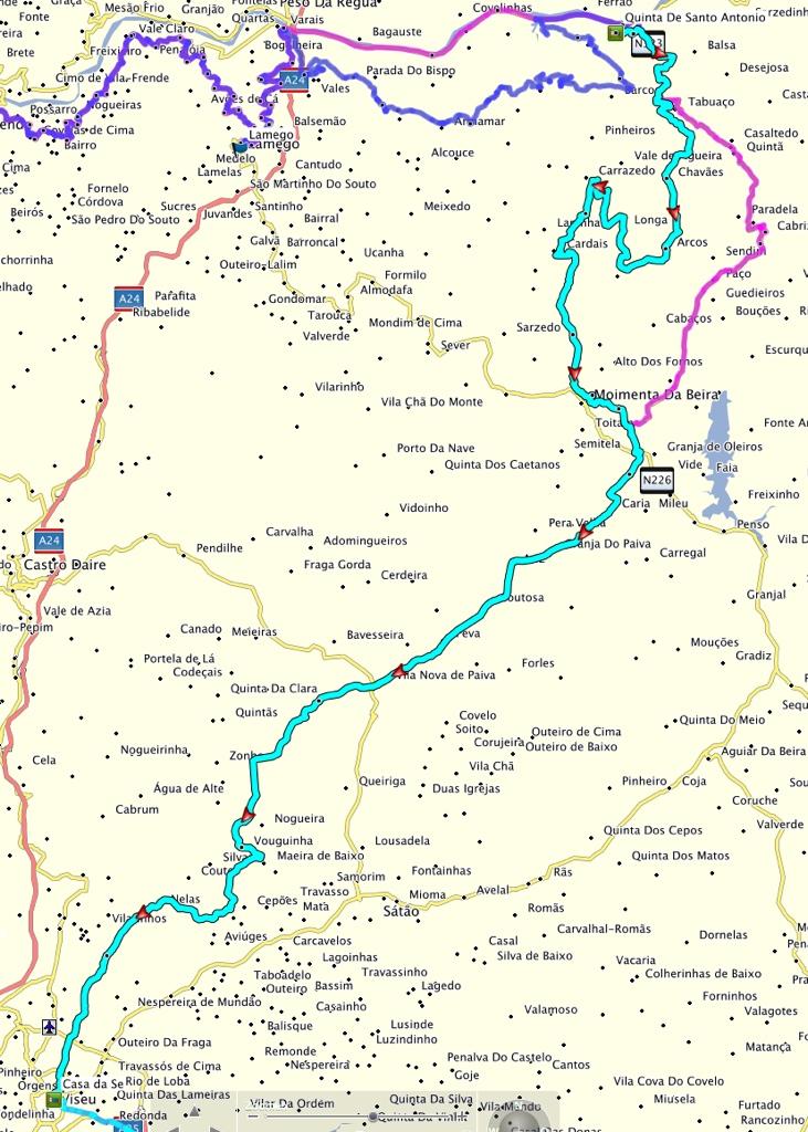 Route 3 Adorigo - Viseu_1024